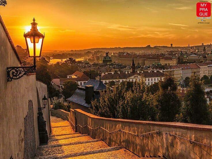 Praga, uno dei posti indimenticabili