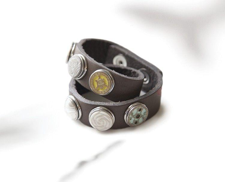 NOOSA armbanden: hoogwaardige leren fairtrade armbanden - NOOSA-Amsterdam