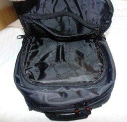 7747e0b36bc4 Amazon.com  Kopack Deluxe Black Waterproof Laptop backpack 15.6 17 Inch Laptop  Backpack Travel Gear Bag business trip computer daypack double laptop ...