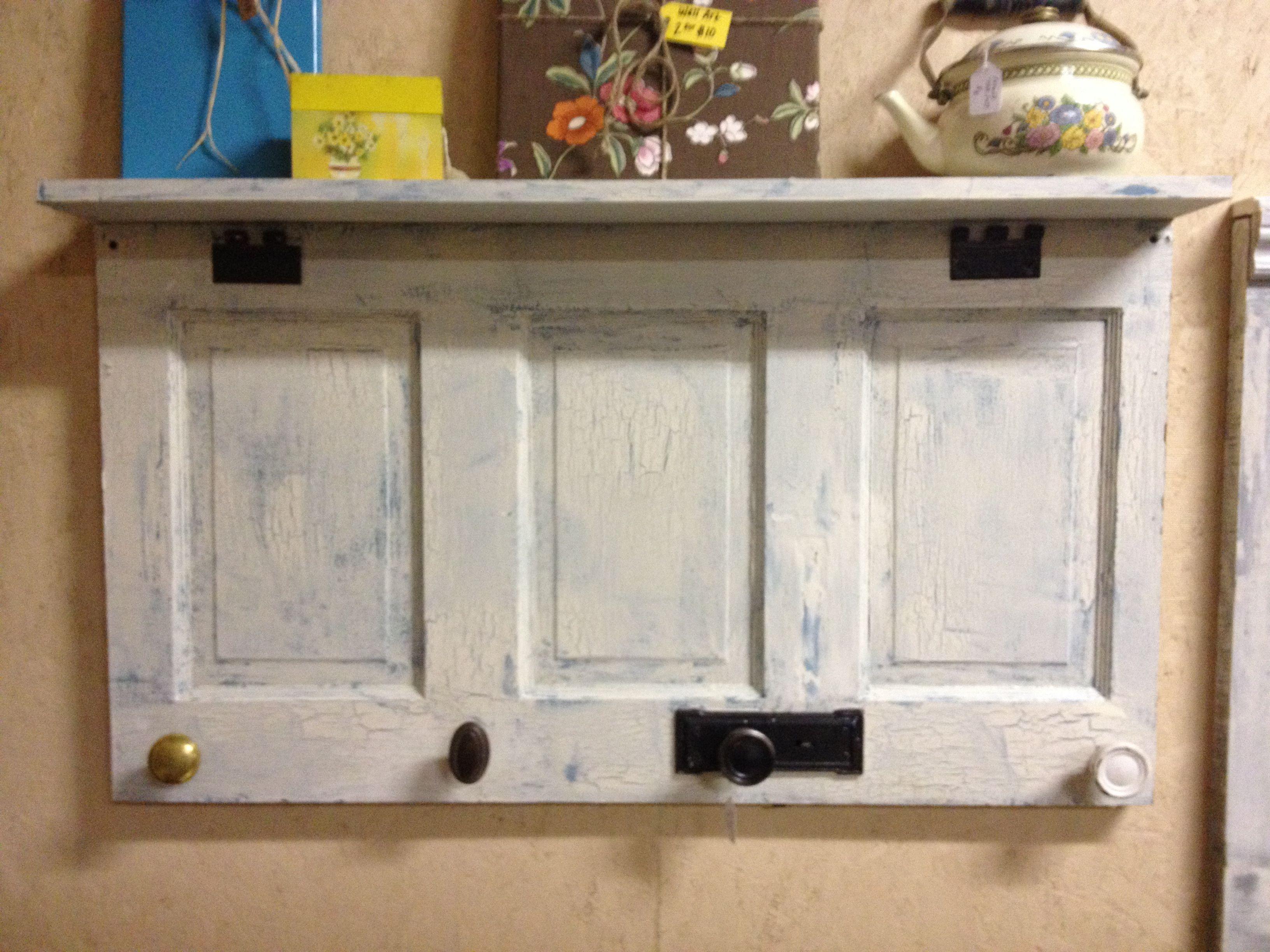 Door Knob Coat Rack... Reminds Me Of Alice In Wonderland | Repurposed Doors  | Pinterest | Door Knobs, Coat Racks And Doors