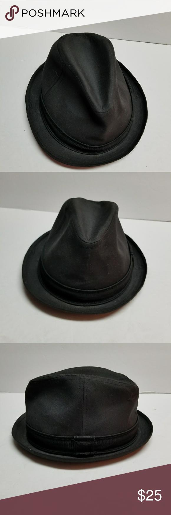 9d91f503487 Vans Fedora Hat Vans Fedora Hat Black 1