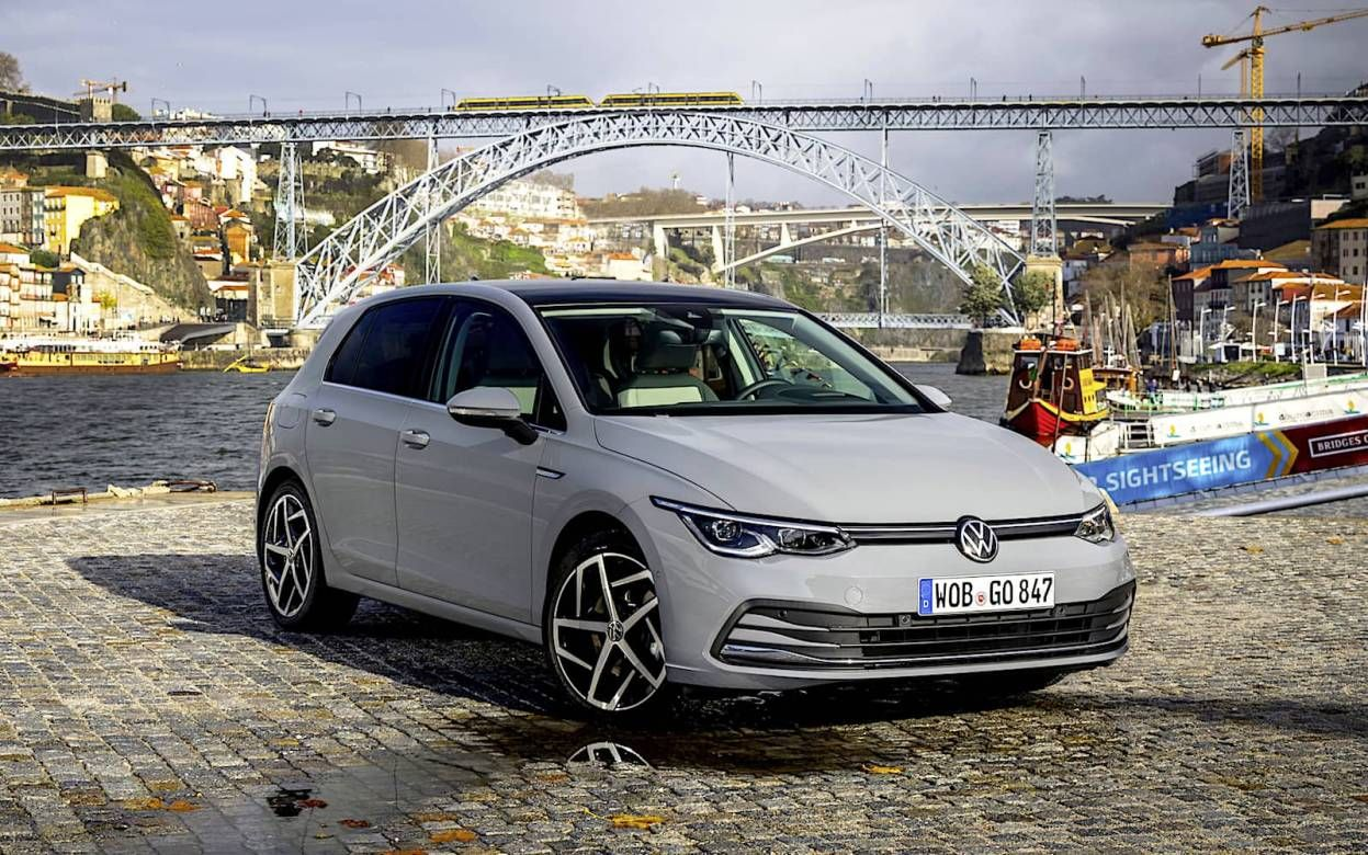325 Imagenes Del Nuevo Volkswagen Golf 2020 Para Conocerlo A Fondo