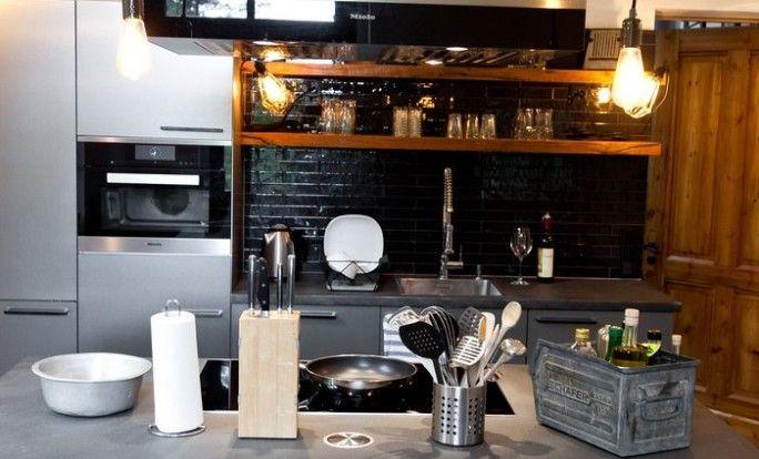 Kuche Wenn Landhausstil Auf Moderne Trifft Kuchenhaus Thiemann
