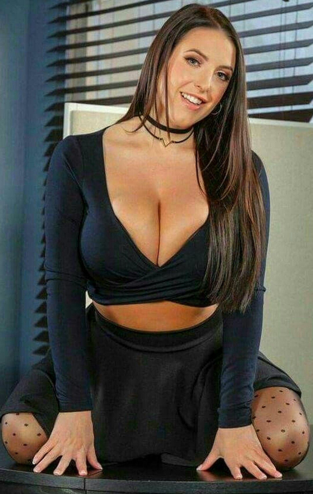 Angela White Busty Bitch