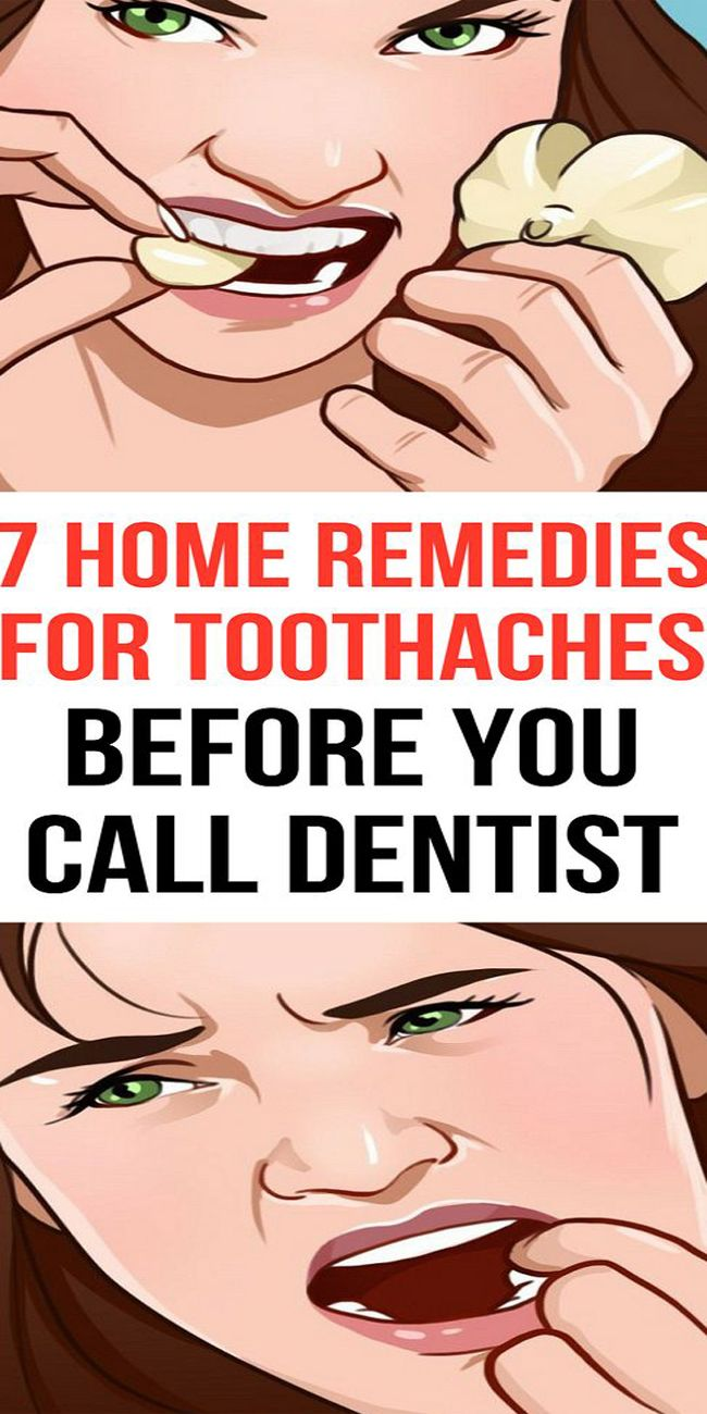 Home Remedies For Toothaches Before You Go To Dentist  Diabetes