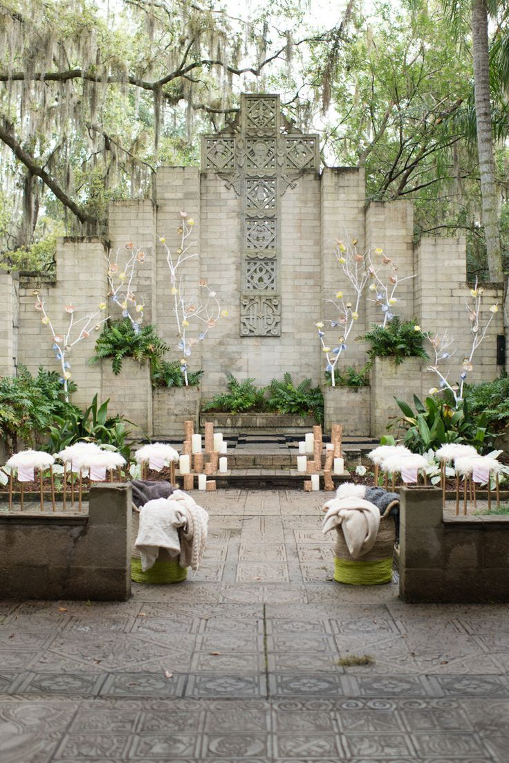 Where To Wed 20 Florida Wedding Venues That Dazzle Maitland Art Center Weddings Ilrated