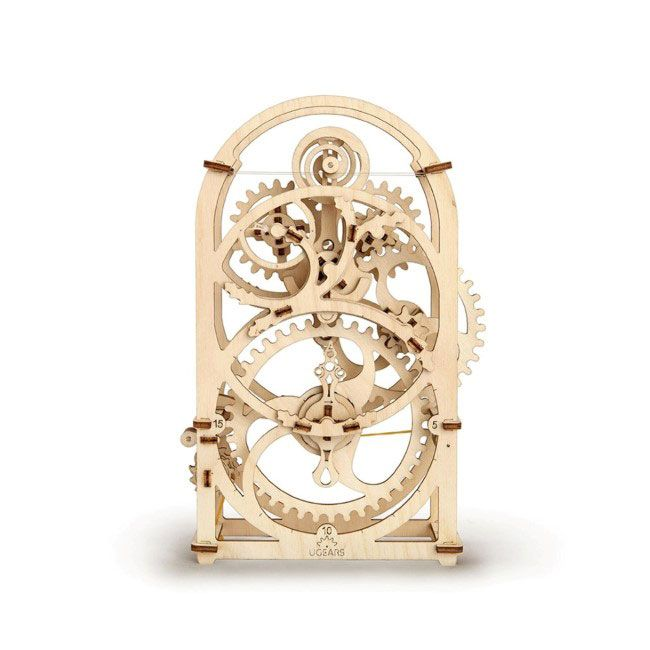 20 Minute Timer Kit by Ugears Wooden model kits, 20