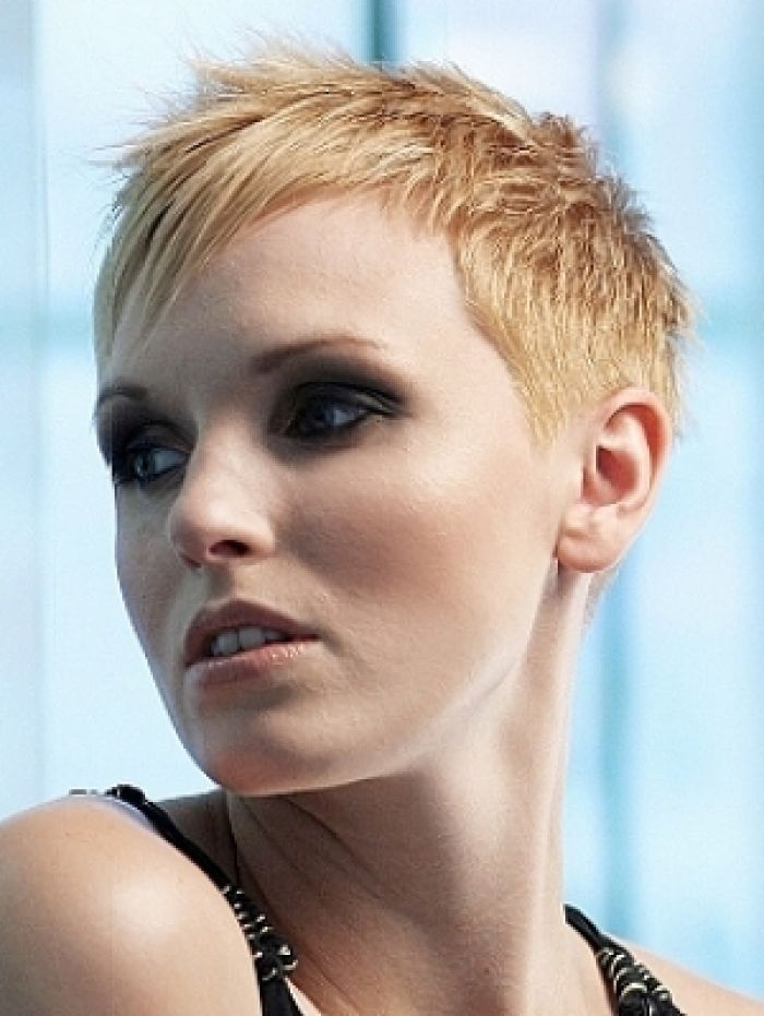 Beautiful Super Short Hairstyles For Women Styles Design