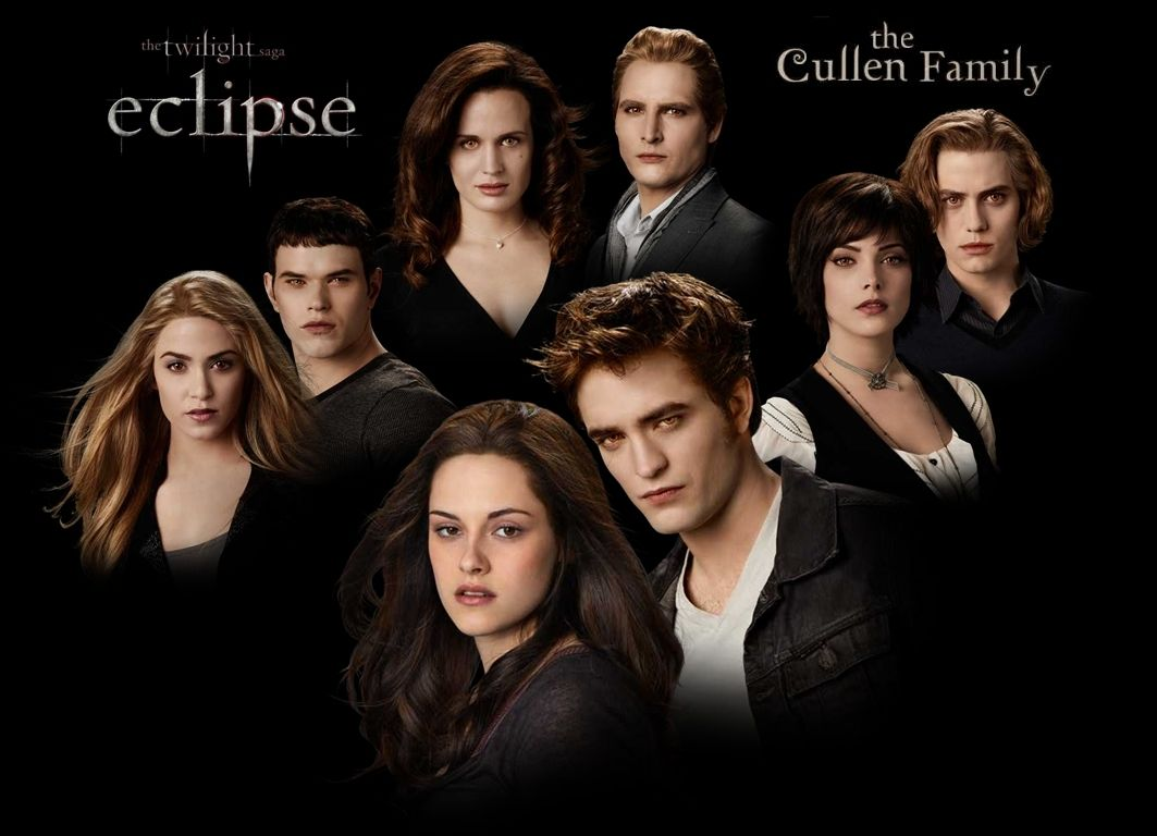 Cullen Family Twilight Fans Twilight Pictures Twilight Movie