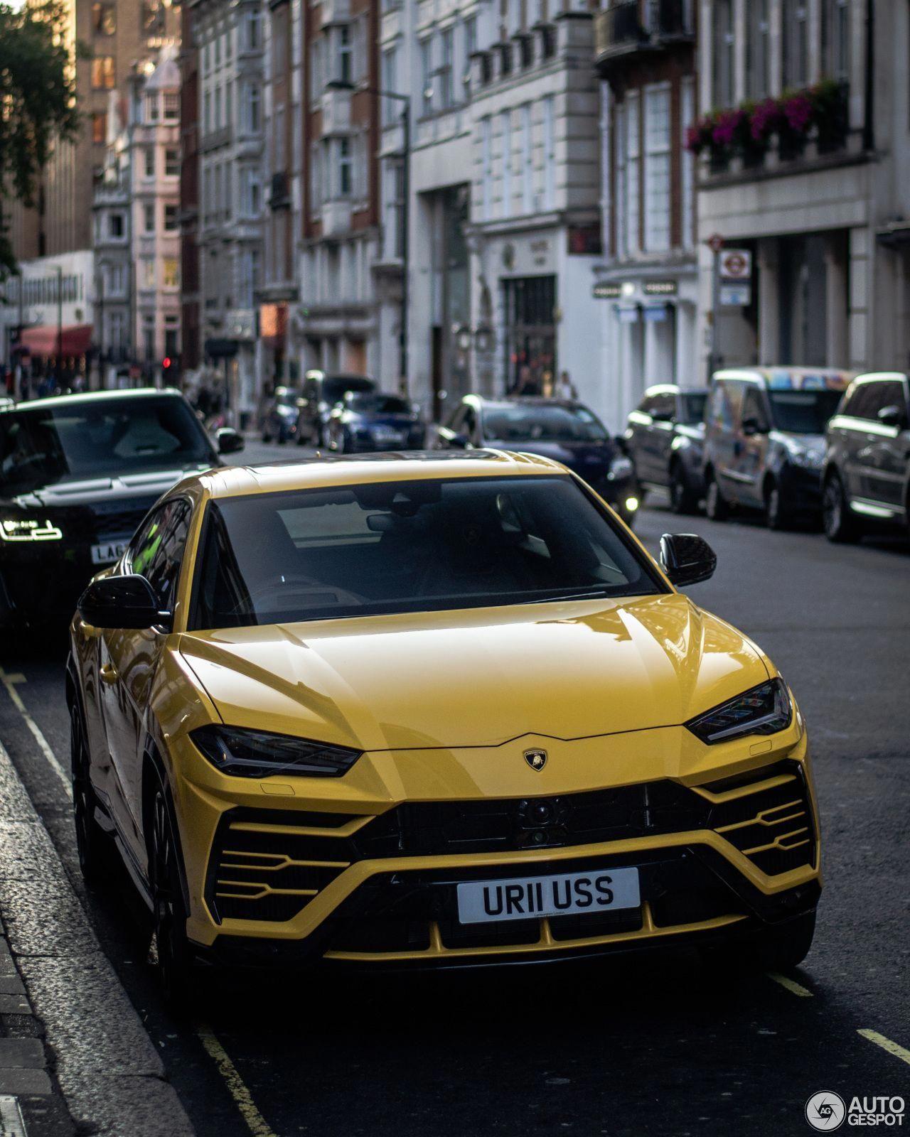 Lamborghini Urus Ferraripink Araba Arabalar