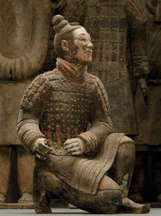 Le monde souterrain de qin shi huangdi precious art thou le monde souterrain de qin shi huangdi terracotta armyroman soldiersancient chinachinese sciox Image collections
