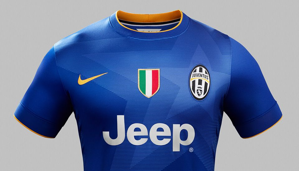 sports shoes 71a37 9c5e2 NIKE JUVENTUS HOME & AWAY 14/15 KITS | Soccer jerseys | New ...