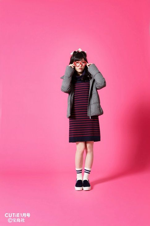Watanabe Mayu (渡辺麻友) - #Mayuyu (まゆゆ) - Team B - #AKB48 #idol #jpop #1 #sexy #beautiful #magazine