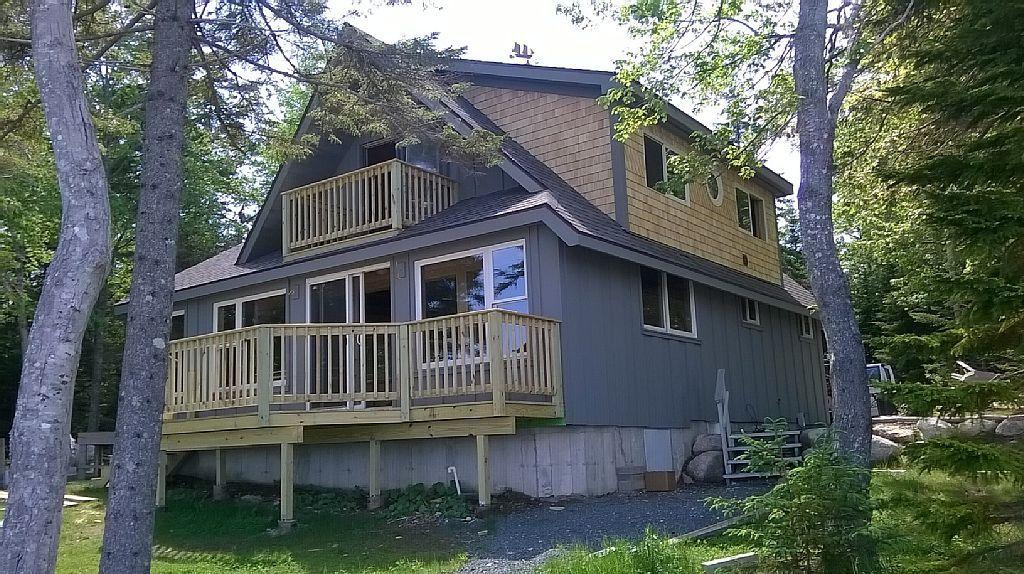 Cabin vacation rental in Schoodic Peninsula from