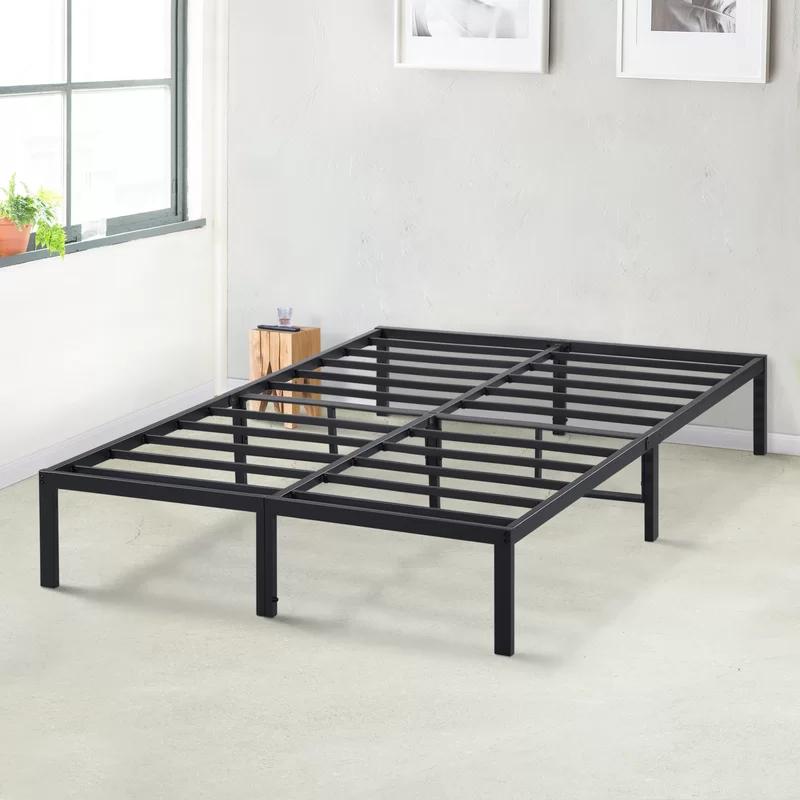 Latitude Run Yetter Bed Frame & Reviews Wayfair Bed