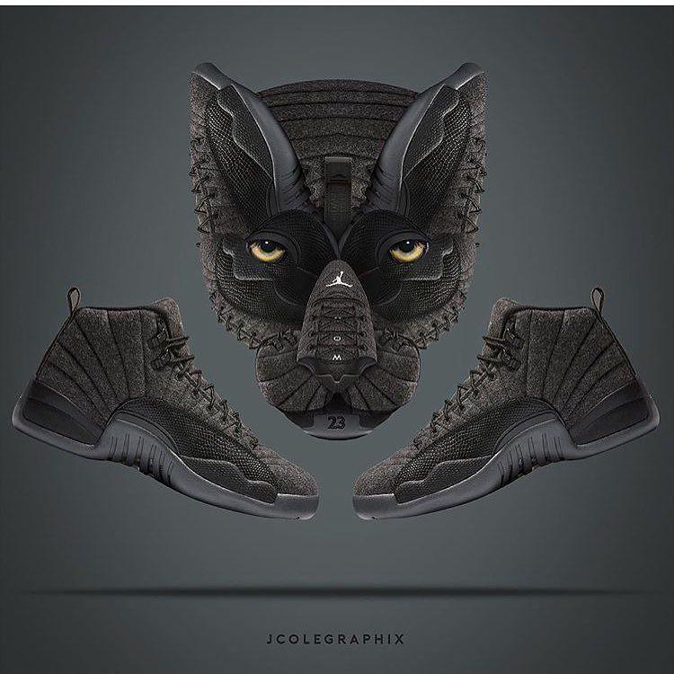 #sneakerart #artist @jcolegraphix