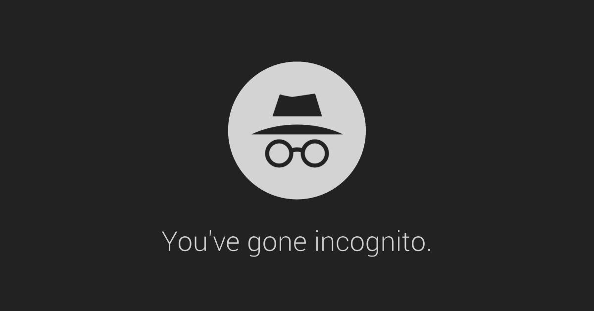 Several Shades Of Online Privacy Incognito Online Privacy Online