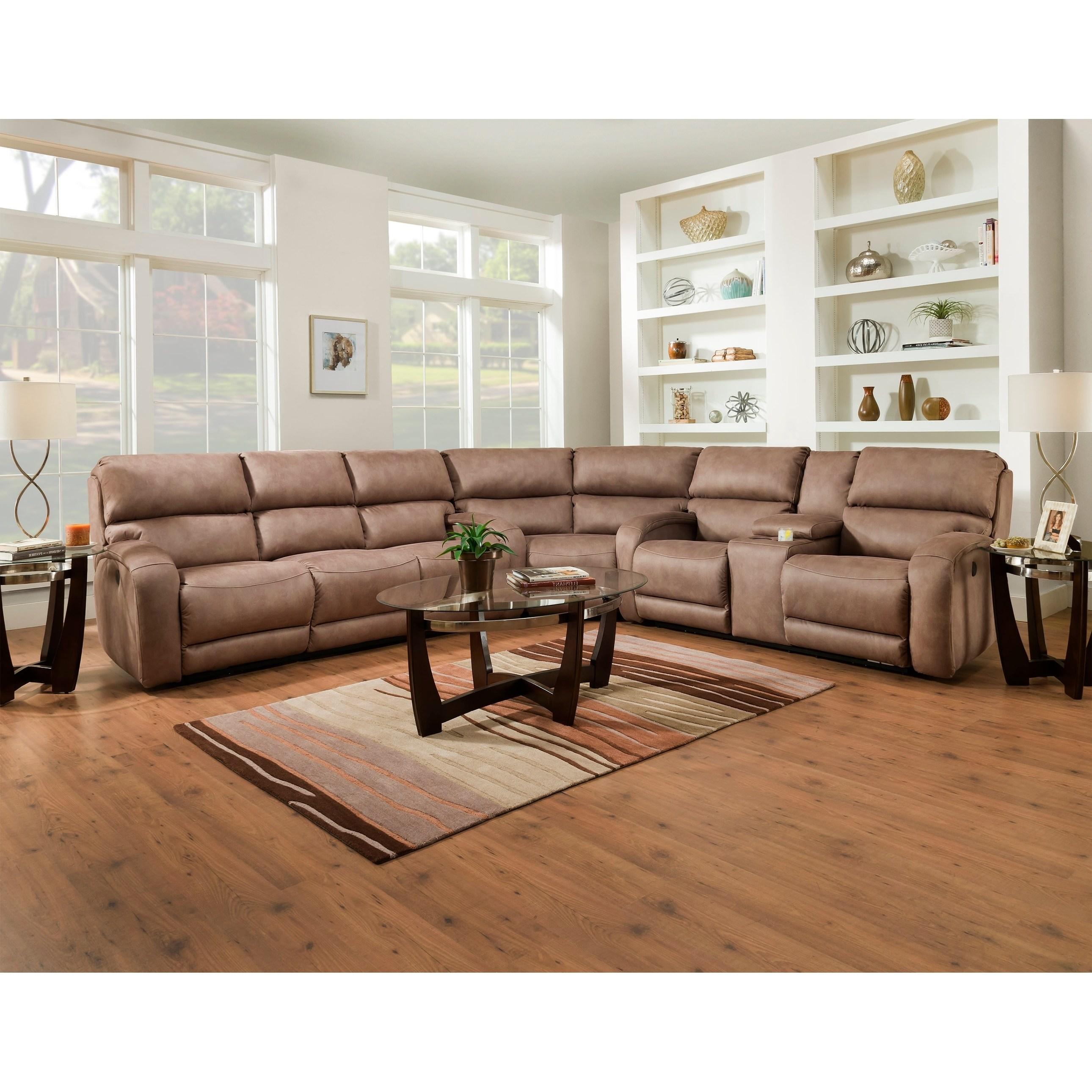 Pleasant Southern Motion Fandango Brown Reclining Loveseat With Alphanode Cool Chair Designs And Ideas Alphanodeonline