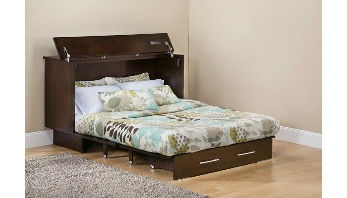 Queen Bedstead Console The 21st Century Hide A Bed Console By