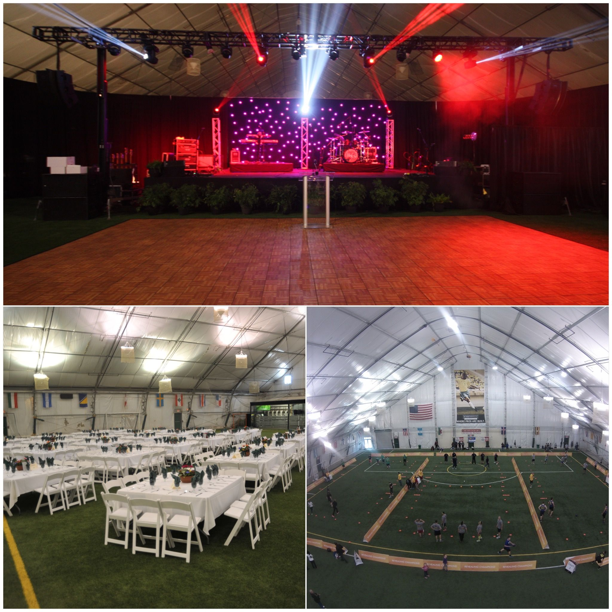 The Robbinsville Fieldhouse Sports and Expo Center is perfect for all kinds of functions. #distincthospitalitygroup #robbinsvillefieldhouse #expocenter #venue #indoorsportscenter #robbinsvillefieldhousesportsandexpocenter #robbinsvillenj #hamptoninnandsuitesrobbinsvillenj #hamiltonnj #indoorvenue