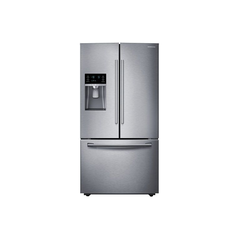 Rf28hfedbsr french door refrigerator with twin cooling