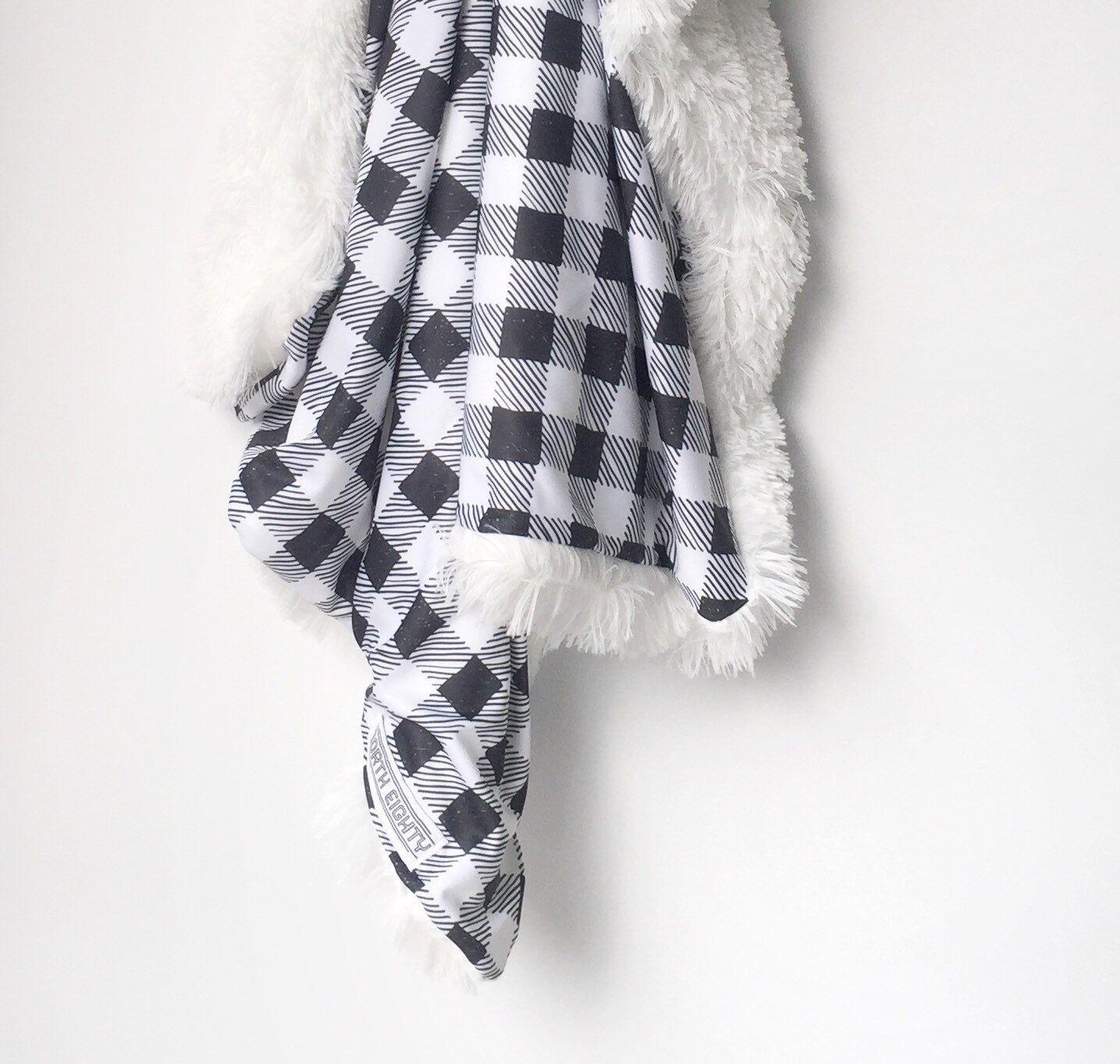 Minky Baby Blanket Minky Baby Blanket Boy Minky