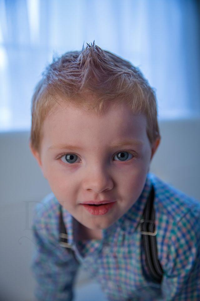 my grandson Mamachi