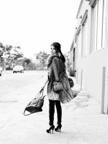 Rare Selena Gomez pic