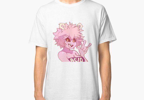 Mina Ashido Classic T Shirt Products T Shirt Classic