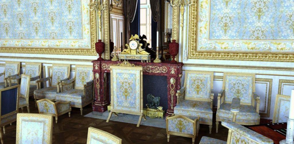 Saint-Cloud, mobilier du Salon des jeux - Page 2   Saint cloud, Domaine de saint  cloud, Mobilier