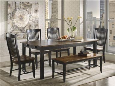 Elite Dining Room Furniture Elite Furniture Gallery Nc Furniture Canadel Wooden Seat Bench