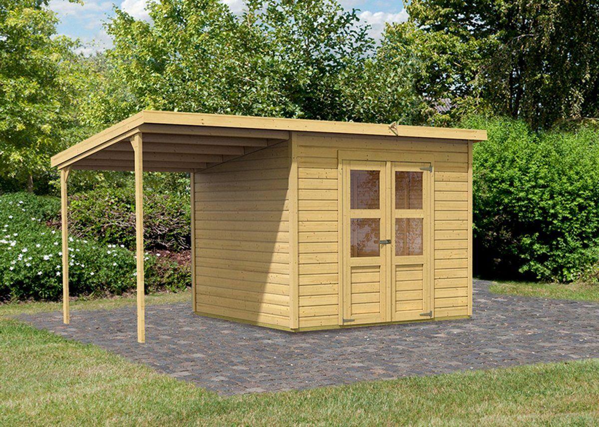 Set Gartenhaus »Moisburg 5«, BxT 415x265 cm, inkl