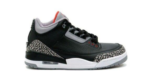 classic fit dbd4d 17897 136064 010 Air Jordan Retro 3 Black Cement Grey cheap Jordan If you want to look  136064 010 Air Jordan Retro 3 Black Cement Grey you can view the Jordan 3  ...