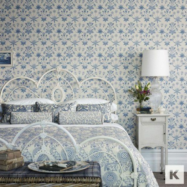 Morris & Co - Wallpapers - Morris Wallpaper Compendium I-II Collection | Kingdom Interiors
