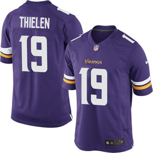 f69b6ea7f ... discount code for nike limited adam thielen purple mens jersey  minnesota vikings 19 nfl home cff2d ...