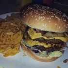 I've always been nervous about criticism, but I love to cook. Here's my burger. -       submitted by  kiq_ass   [link] [98 comments]    food All about food #food #cooking #eat #recipes #restaurants  | http://wp.me/p5qhzU-7cE | #Food #Wine