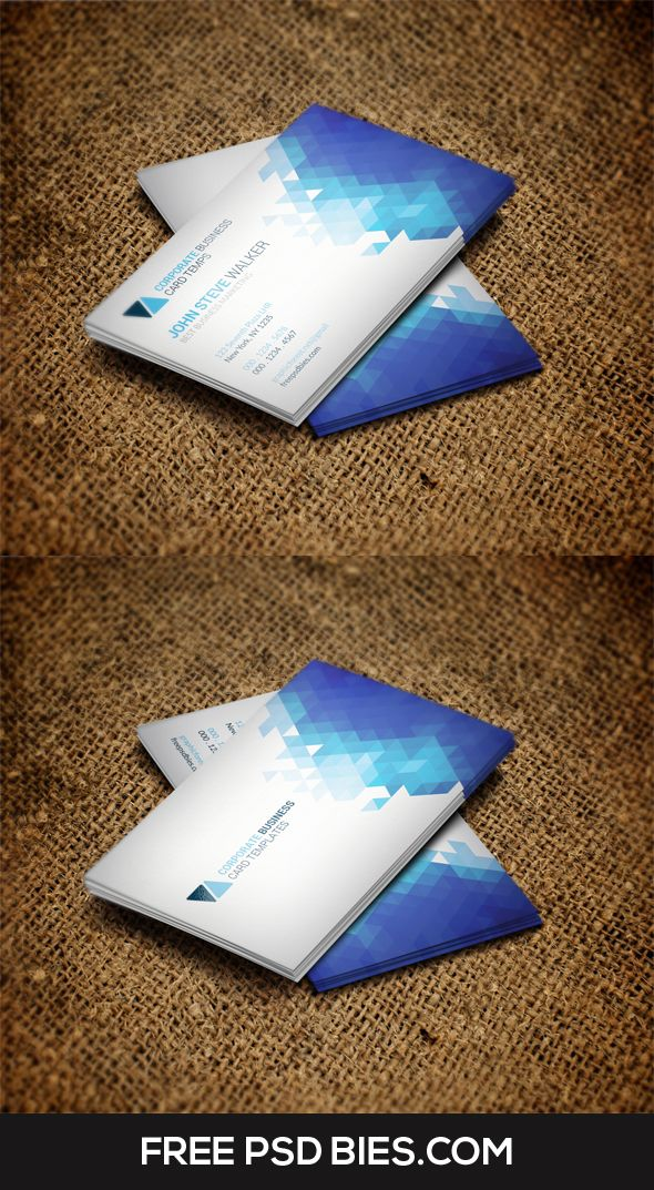 Clean Minimal Metro Style Business Card Template By Designhub719deviantart On DeviantArt