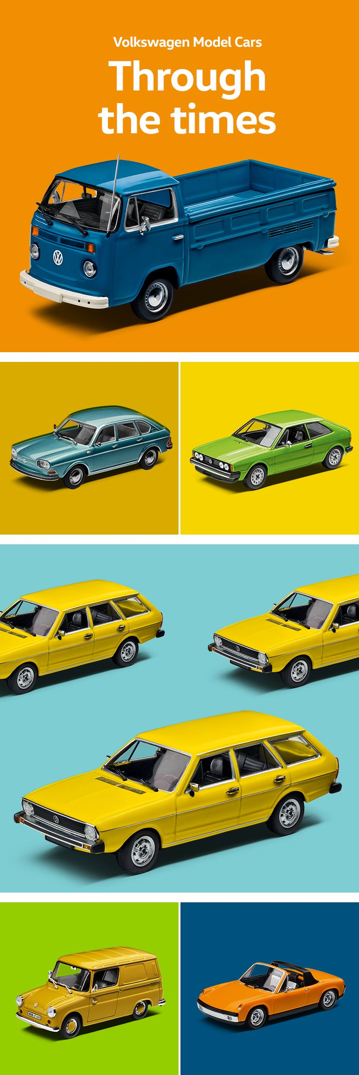 A journey through the history of Volkswagen models. Browse the ...
