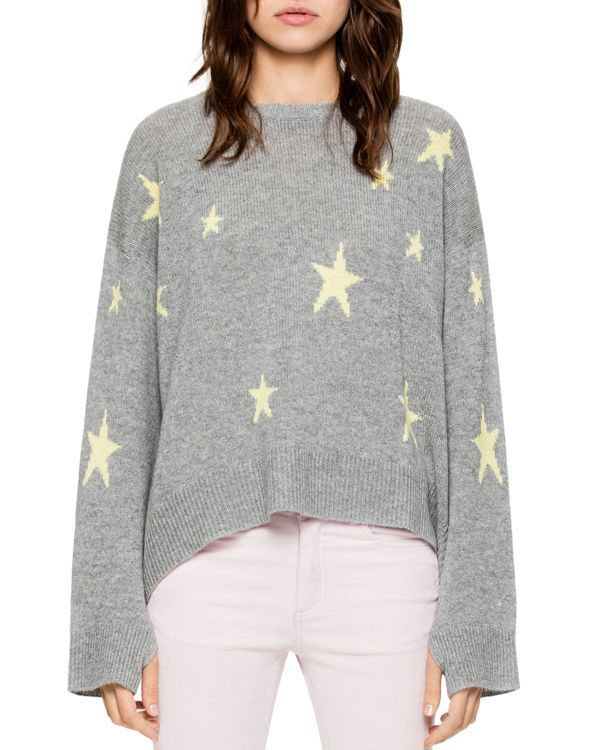Markus Bis Star Cashmere Sweater | Cashmere sweaters