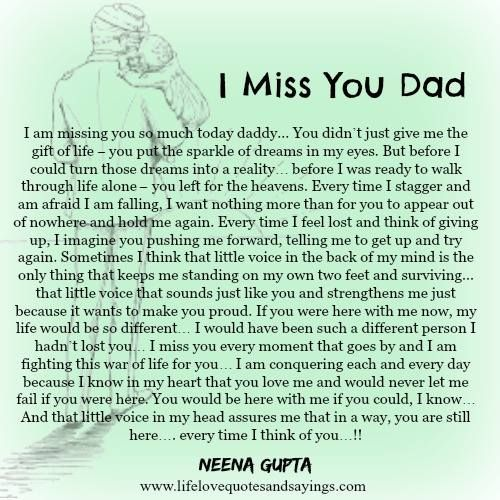 I MISS YOU DAD | I miss you dad, Miss you dad, Miss you dad ...