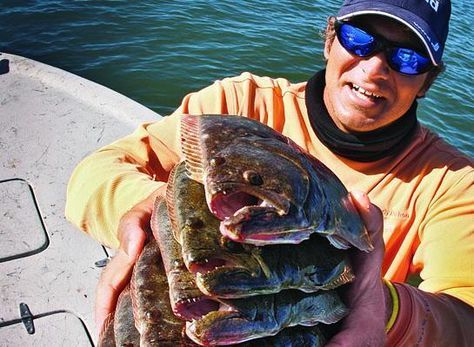 Fishing Tips: How To Catch Huge Flounder | Outdoor Life