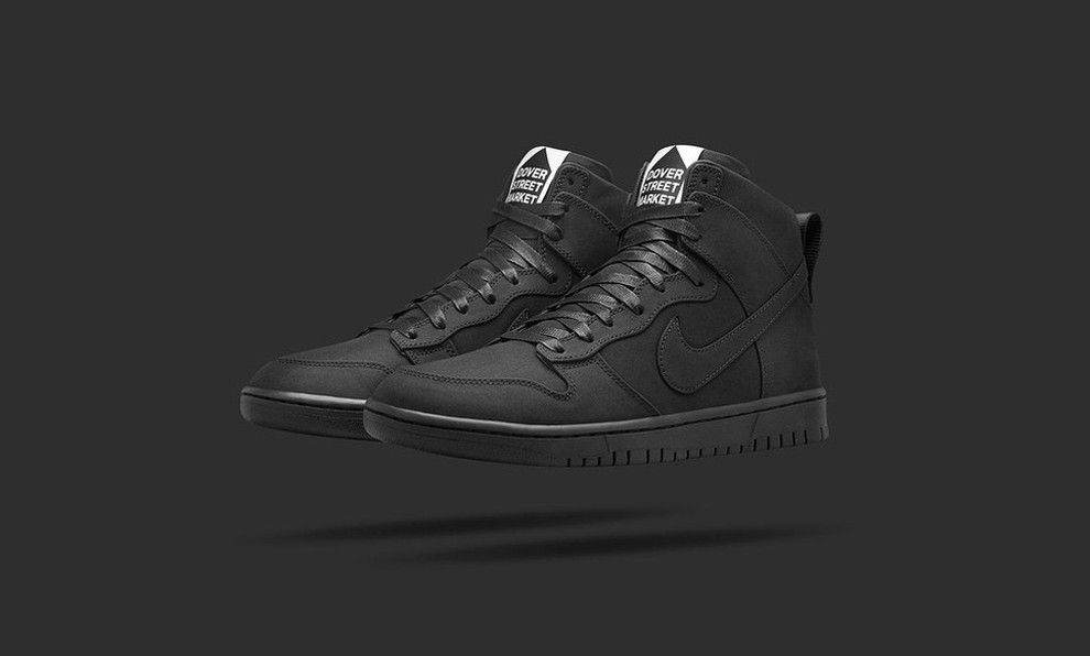 low priced 6ae2e 1b307 Dover Street Market x Nike Dunk Lux High