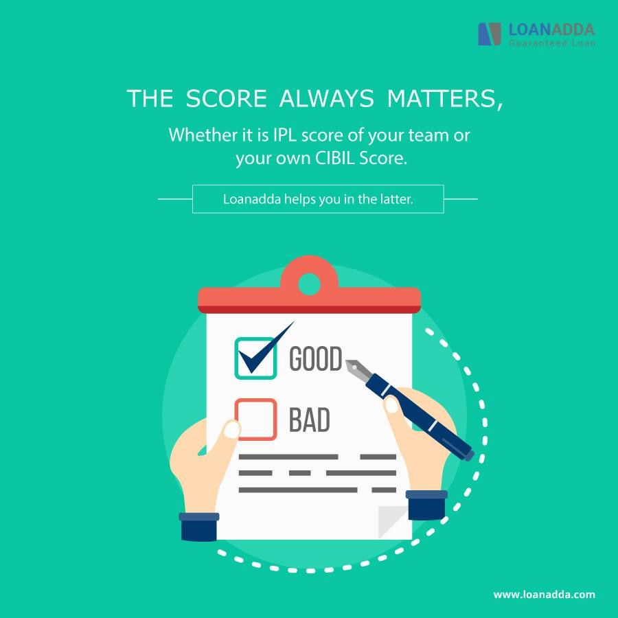 How Important Is The Ciibil Score To Know More About Cibil Score Visit Us At Www Loanadda Com Personalloan Cibils Personal Loans Business Loans How To Apply