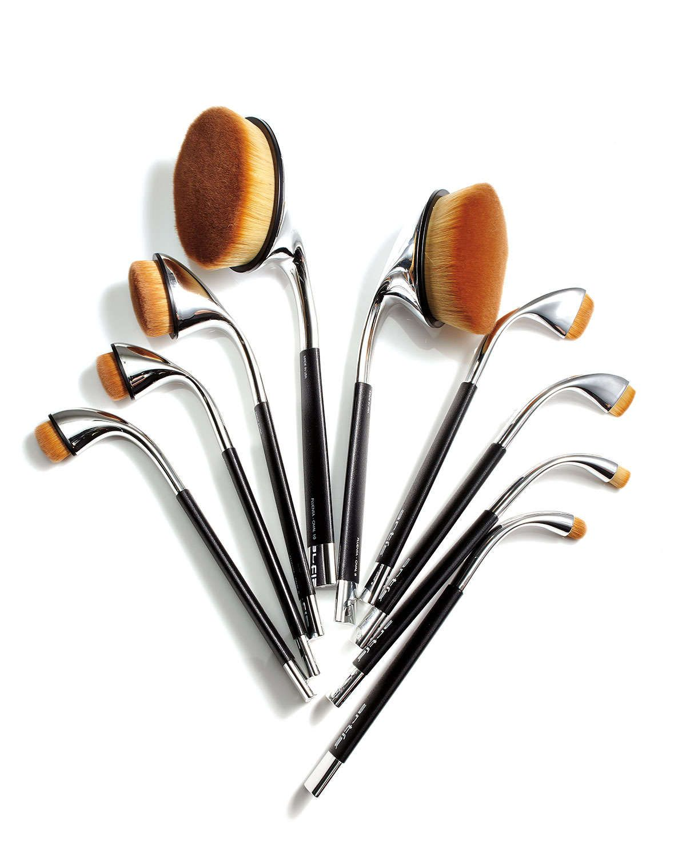 Artis Fluenta 9 Brush Set Oval Makeup Brush Set Makeup Brush Set Makeup Brushes