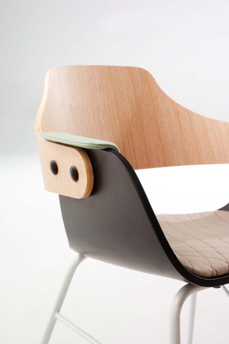 Silla Showtime | muebles | Pinterest | Sillas, Sillas modernas y ...