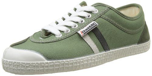 Kawasaki Seasonal Retro Mi Army Estilo WhiteZapatillas nNkZwO80PX