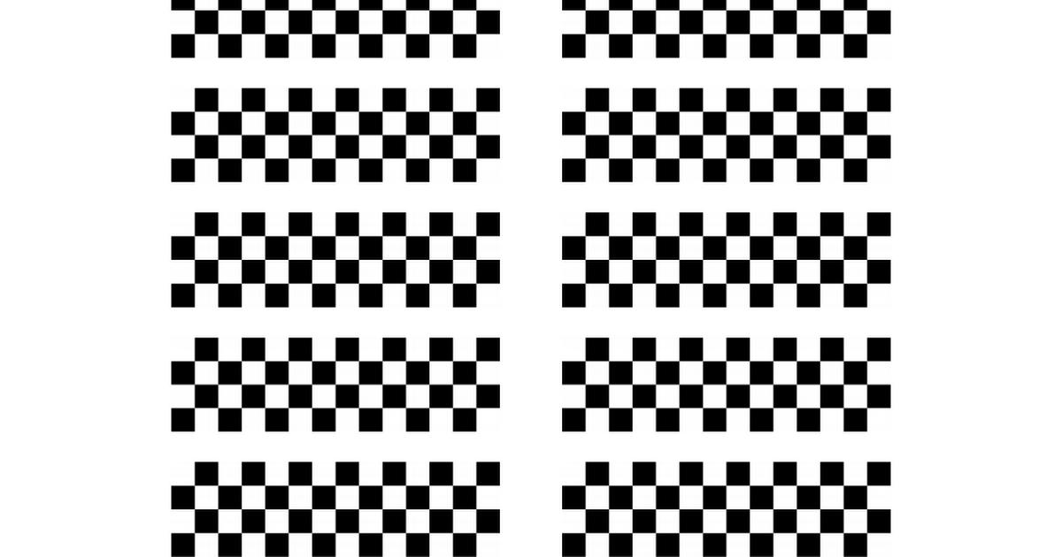 Checkered Flags By Posh Paper Parties Pdf Flag Printable Checkered Flag Hot Wheels Birthday