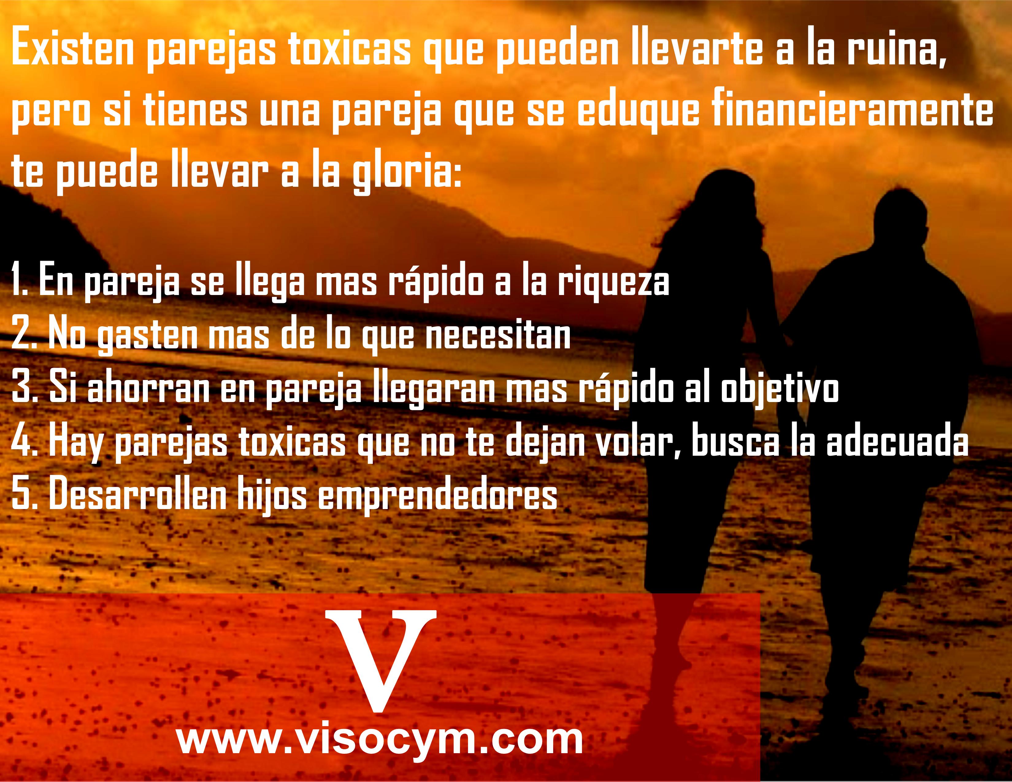 Parejas toxicas www.visocym.com