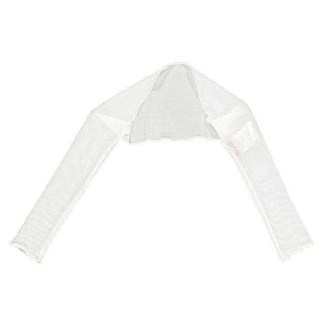 Scaldacuore bianco in tulle.Scegli la qualità dell'abbigliamento Store e acquista online su Fantaztico.com: è facile, veloce e conveniente! www.fantaztico.com