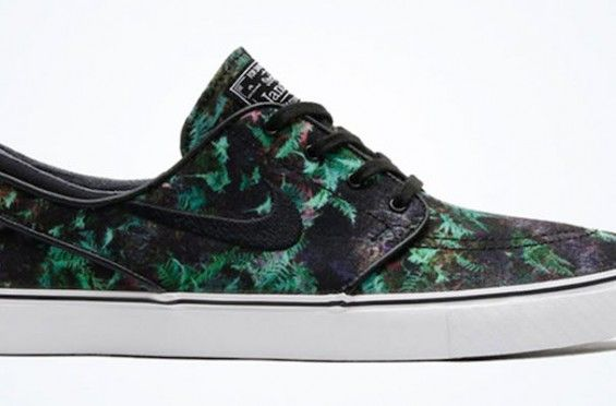 """Are You Getting A Pair Of The Nike SB Stefan Janoski """"Palm"""